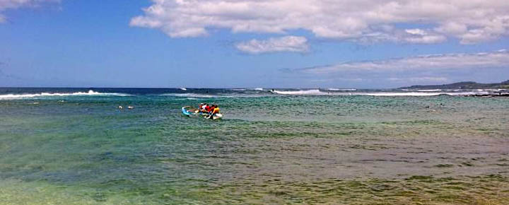 Hawaii Outrigger Paddling