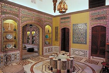 Turkish Room at Shangri La