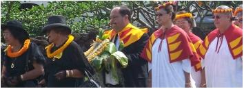Kauai Remembers Prince Kuhio