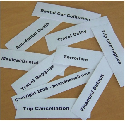 Reconsider Travel Insurance For Hawaii Trip:  Tutorial