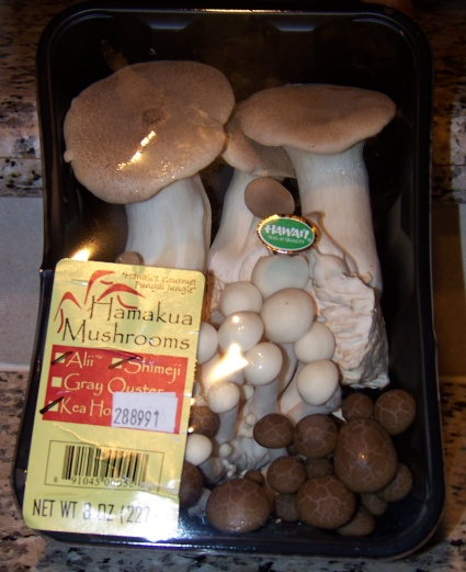 Unique Gift Idea From Hawaii:  Hamakua Mushrooms