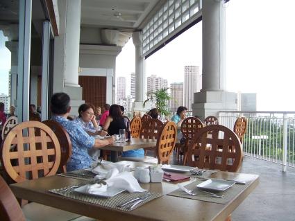 Mariposa Restaurant, Honolulu