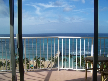Park Shore Waikiki Hotel Surprise