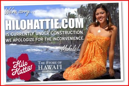 We're Sorry Hilo Hattie
