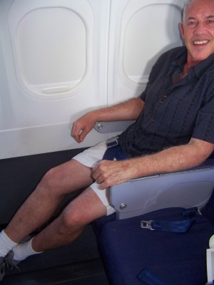 Fly To Hawaii: 300% Increased Risk Of DVT
