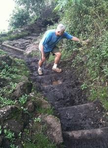 Hiking In Hawaii St Damien S Kalaupapa Peninsula On Molokai