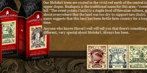 Coffees of Hawaii on Molokai