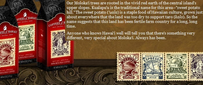 coffees of hawaii on molokai