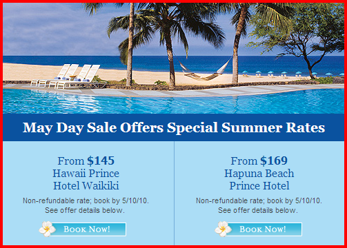 Good Hawaii Hotel Deals This Summer