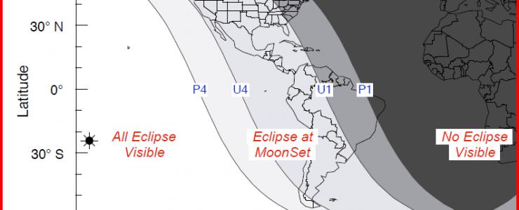 Lunar Eclipse in Hawaii
