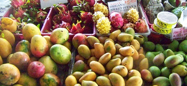 Hawaii's Mango Crop Failed in 2011