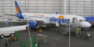 Allegiant: Hawaii Planes In Ready