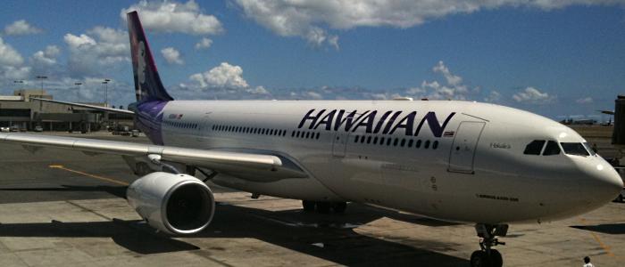 Turbulence On Hawaiian Air Injures Four