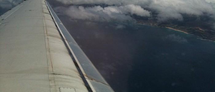 Hawaii interisland flight