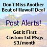 Get the deals first!