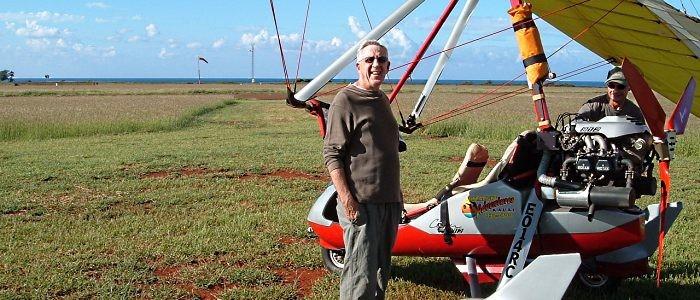 Crash on Kauai: How Safe Are Ultralights