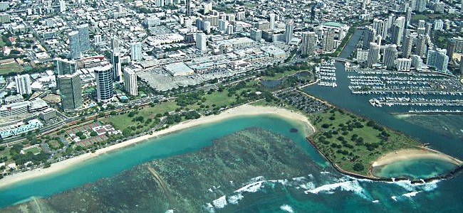 Last Minute Oahu Includes Air and Hotel $276