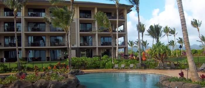 Koloa Landing Resort Pool
