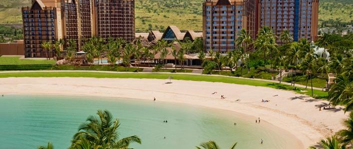 Win A Free Trip to Hawaii Sweepstakes | 1st Class/$70,000/Aulani