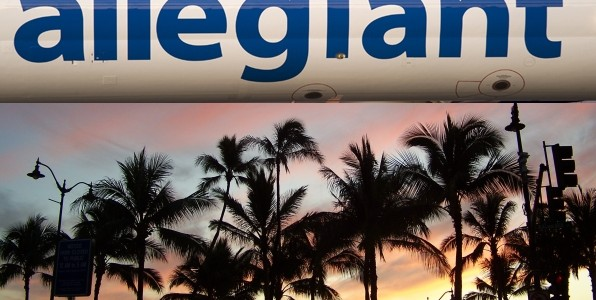 Allegiant Airlines Comes to Hawaii