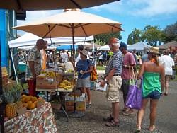 Hanalei Farmers Market