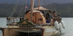Pacific Voyagers Arrive Kauai