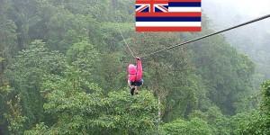 Hawaii Zip-Line Safety