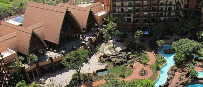 Disney Aulani Resort Hawaii