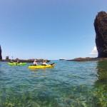 American Safari Hawaii - Kayaking off Lanai