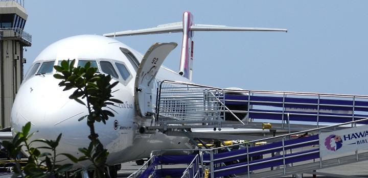 Hawaiian Air 717