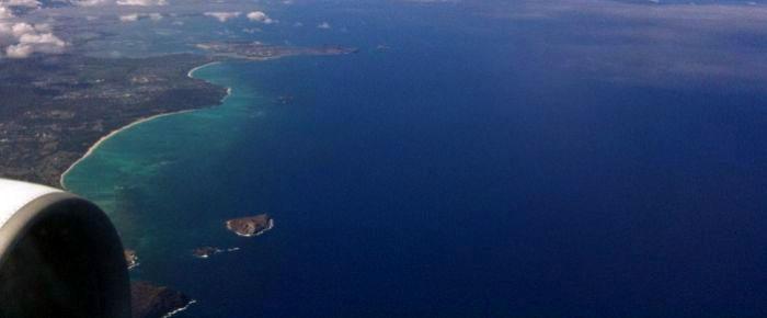 Oahu Aerial