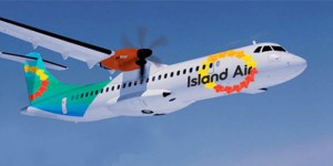Why Island Air Drops One Island and Returns to Another