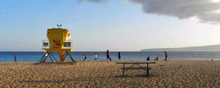 paia maui beach