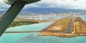 Honolulu Airport Reef Runway Celebrates 40 Years