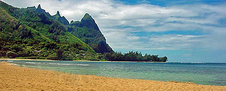 Tunnels Beach Kauai