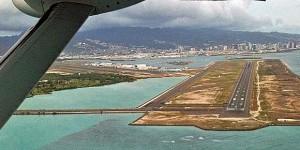 Honolulu Airport Reef Runway Celebrates 35 Years
