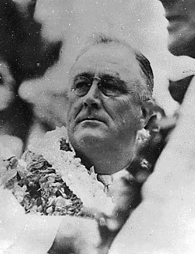 roosevelt in hawaii