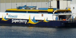 Feasibility of a Hawaii Island Ferry