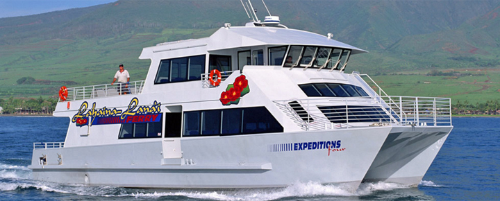 Lanai Ferry