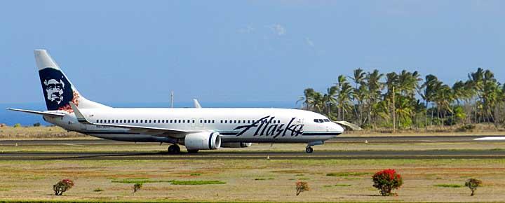 Hawaii flights from Alaska Air
