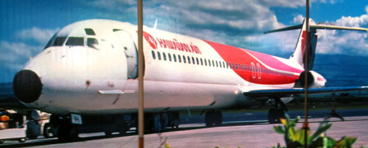 Hawaiian Air DC9-30