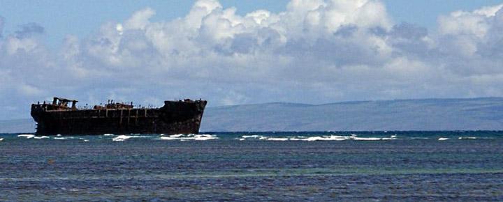 Shipwreck Lanai | Beat of Hawaii