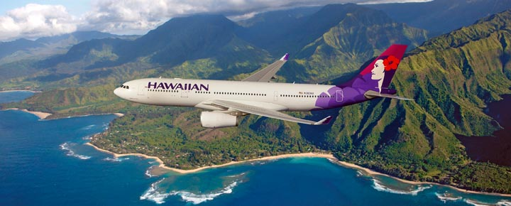 Hawaiian Airlines + Boeing Angel Flights Help Millions