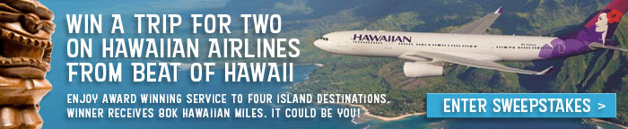 Hawaii Contest