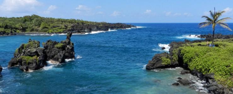 Best Beaches Hawaii   Waianapanapa