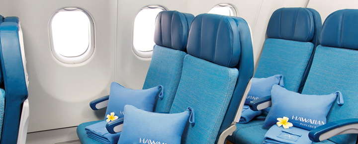 Hawaiian Airlines Extra Comfort