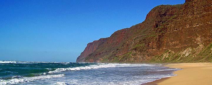 Kauai Napali Cliffs
