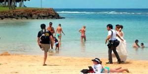 Hawaii Weddings Hit The Skids