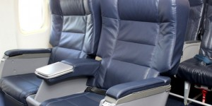 Allegiant Hawaii First Class | Giant Seat + Extended Legroom