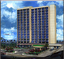 New Courtyard By Marriott Honolulu Airport Hotel Coming